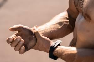 Hurt wrist
